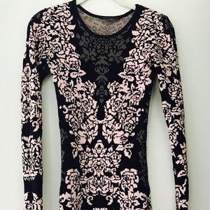 Felicity & Coco stretch body-con sweater dress
